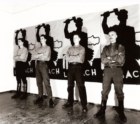 Laibach Through The Occupied Netherlands